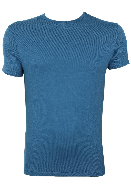 Tricou ZARA Will Turquoise