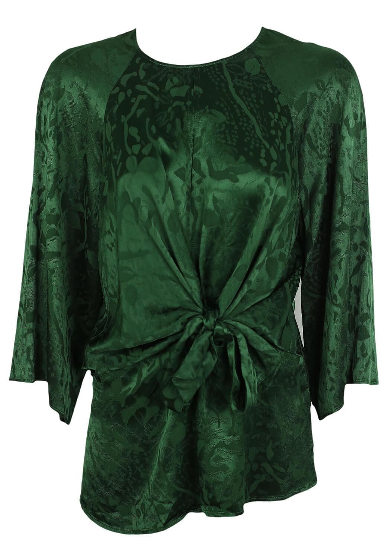 Bluza ZARA Kimberly Dark Green