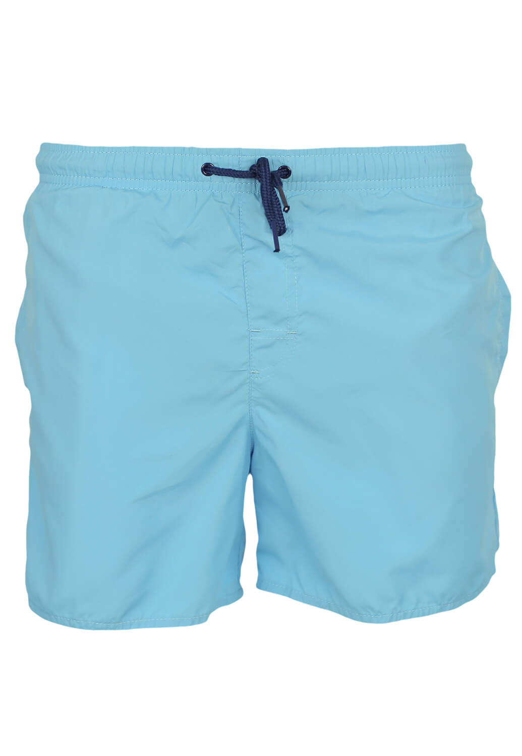 Pantaloni scurti Bershka Burt Light Blue