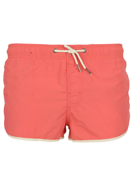 Pantaloni scurti de baie Bershka Quinn Pink