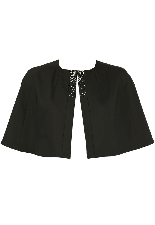 Poncho Orsay Elegance Black