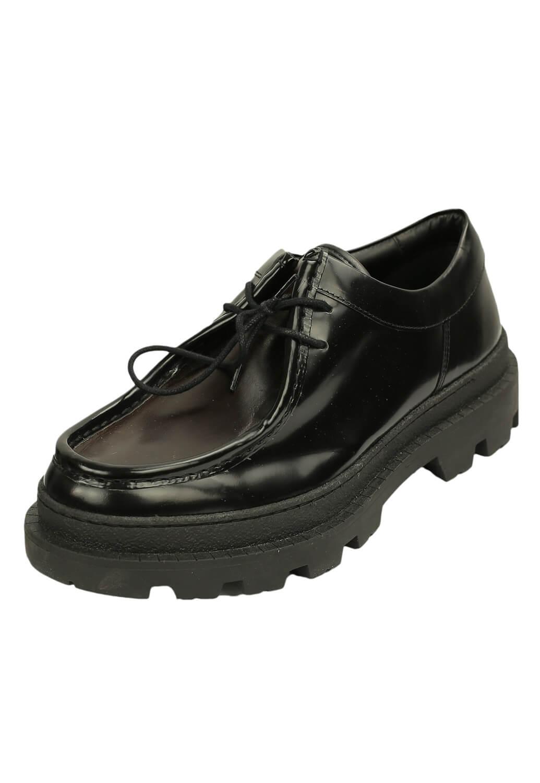 Pantofi piele ZARA Sian Black