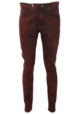 PANTALONI ZARA CYRIL DARK BROWN
