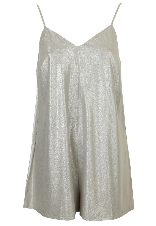 Salopeta Glamorous Ciara Silver