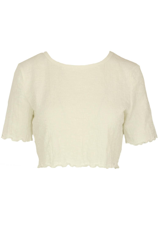 Tricou Glamorous Sage White
