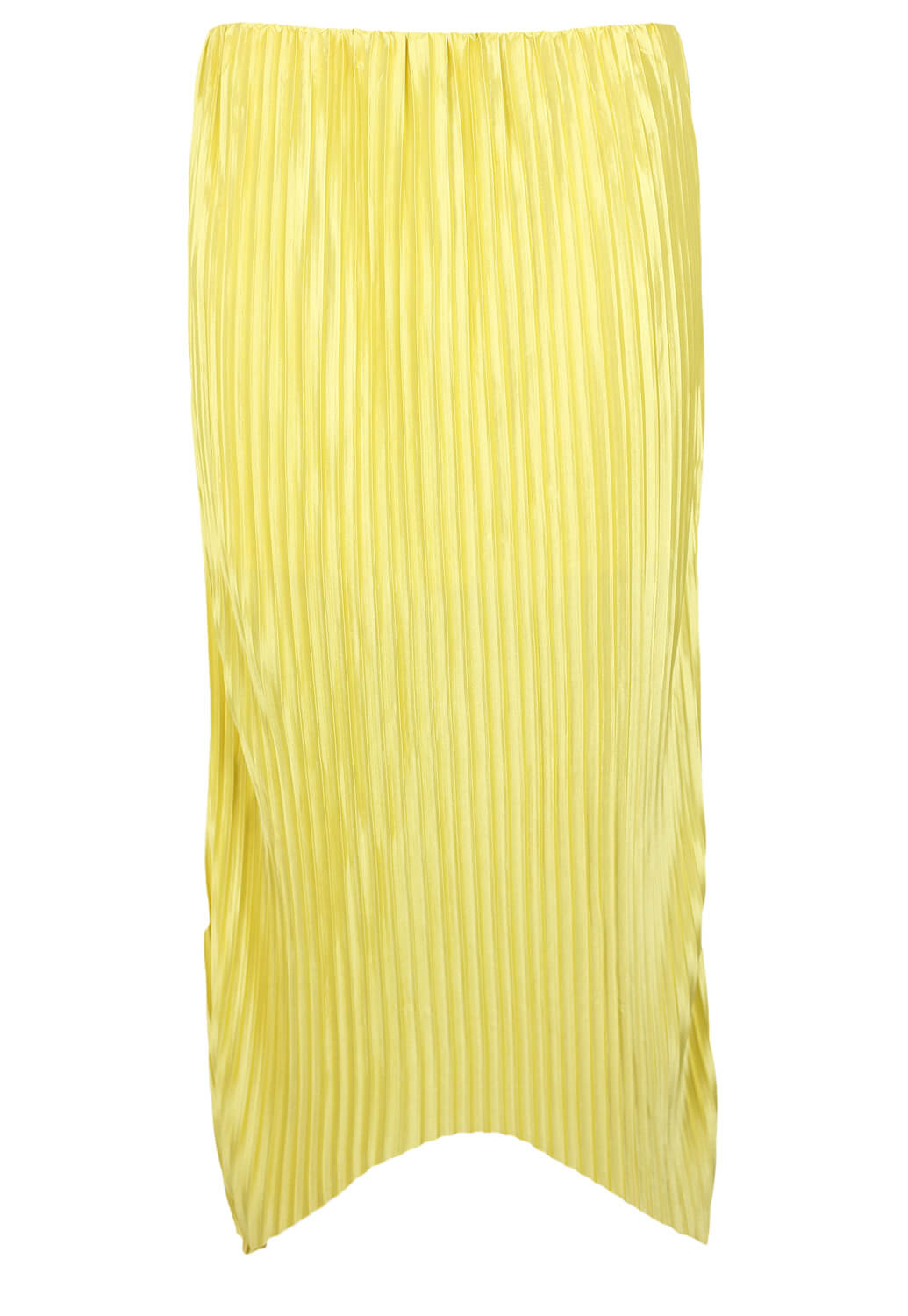 Fusta ZARA Gloria Yellow