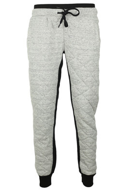 PANTALONI SPORT BERSHKA PETRA LIGHT GREY