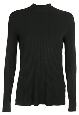 BLUZA PULL AND BEAR ENNA BLACK