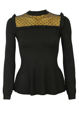 BLUZA ORSAY BETTY BLACK