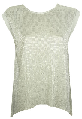 TRICOU ZARA HENRIETTE LIGHT GREY