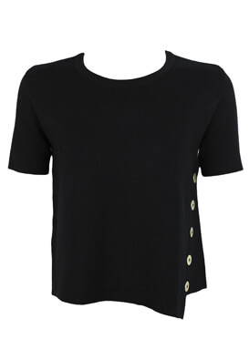 TRICOU ZARA JANE BLACK