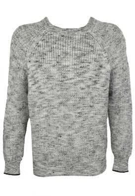 PULOVER PULL AND BEAR MICHAEL GREY