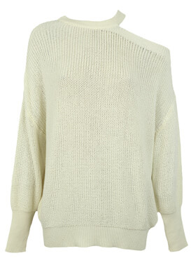 PULOVER PULL AND BEAR ERIN LIGHT BEIGE