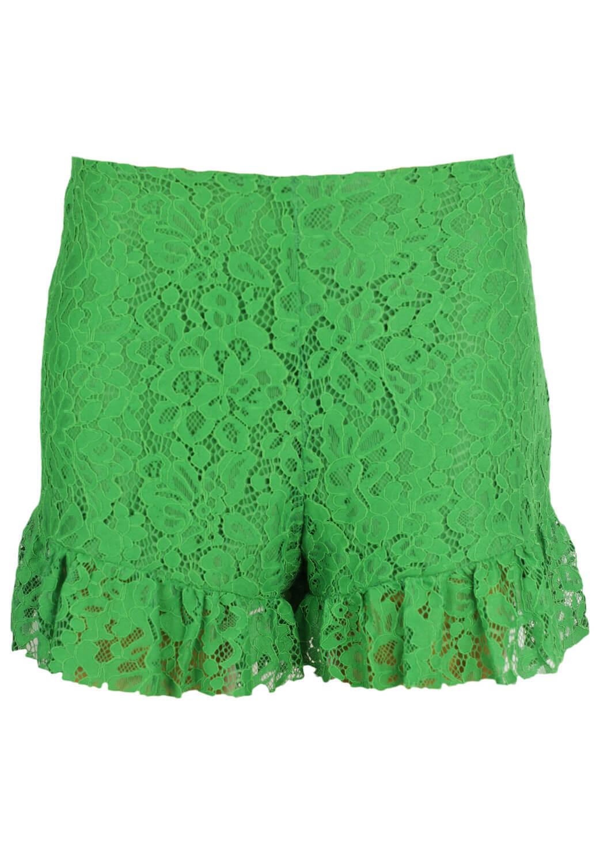 Pantaloni scurti ZARA Georgia Green