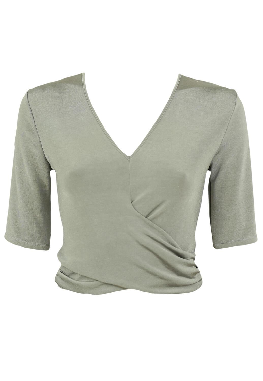 Tricou Zara Pam Silver