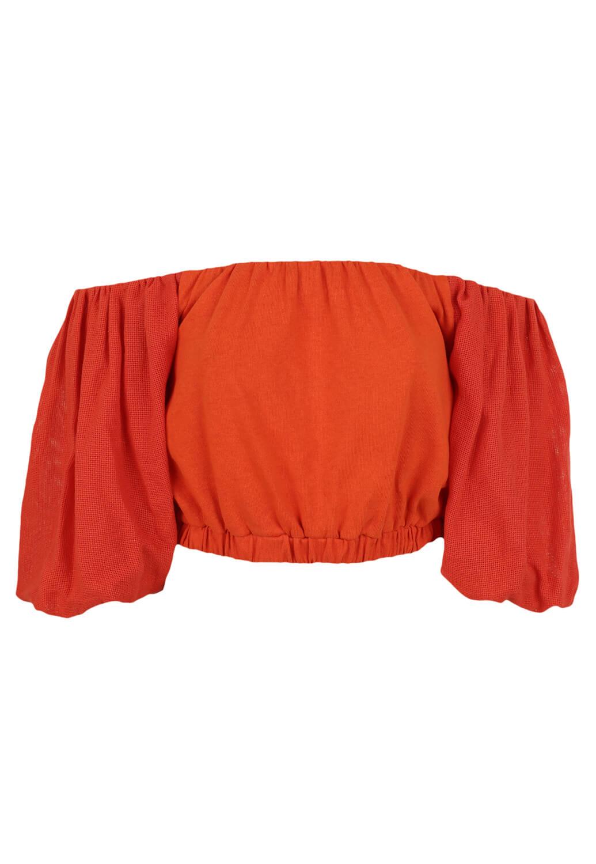Bluza ZARA Hailey Red