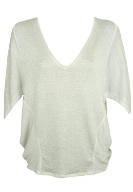 BLUZA ZARA KELLY LIGHT GREY