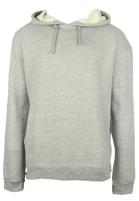 HANORAC PULL AND BEAR PIETRO GREY