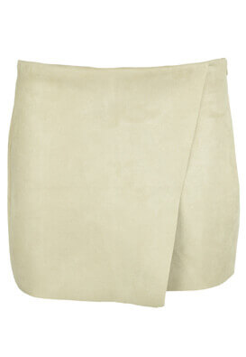 PANTALONI SCURTI ZARA GEORGIA LIGHT BEIGE