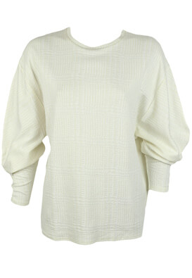 BLUZA ZARA KELLI LIGHT BEIGE