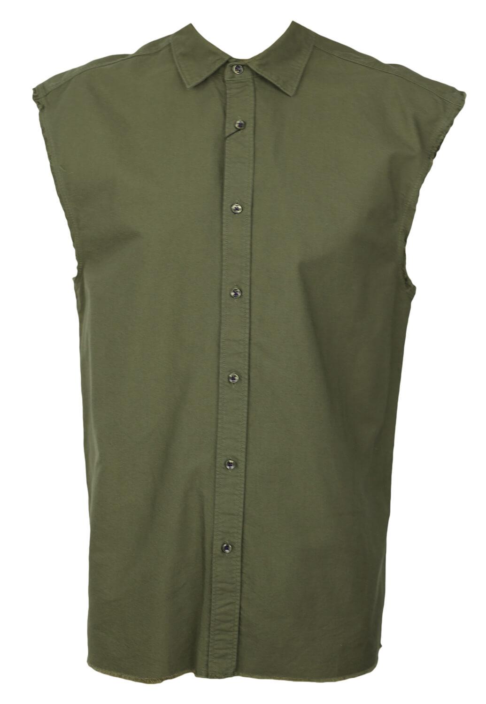 Camasa Zara Jordan Dark Green