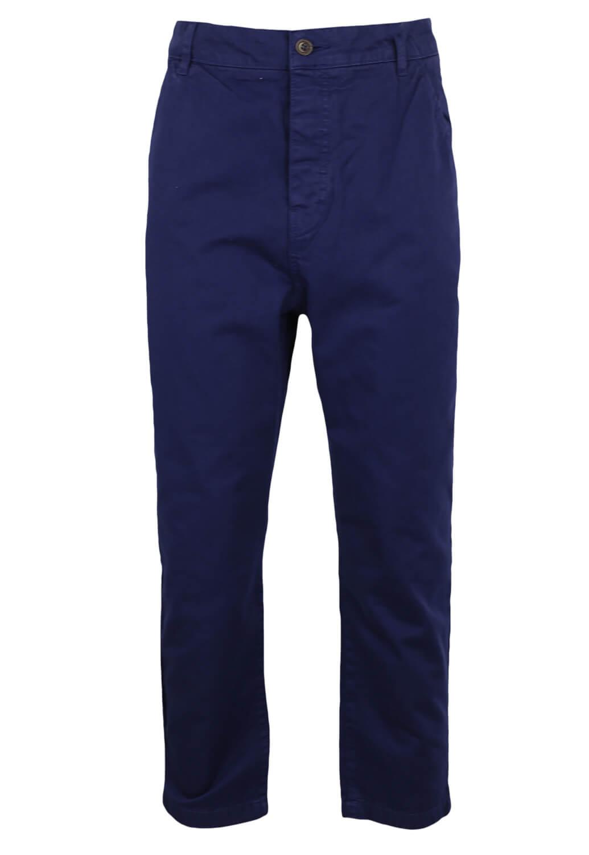 Pantaloni Pull and Bear Tara Dark Blue