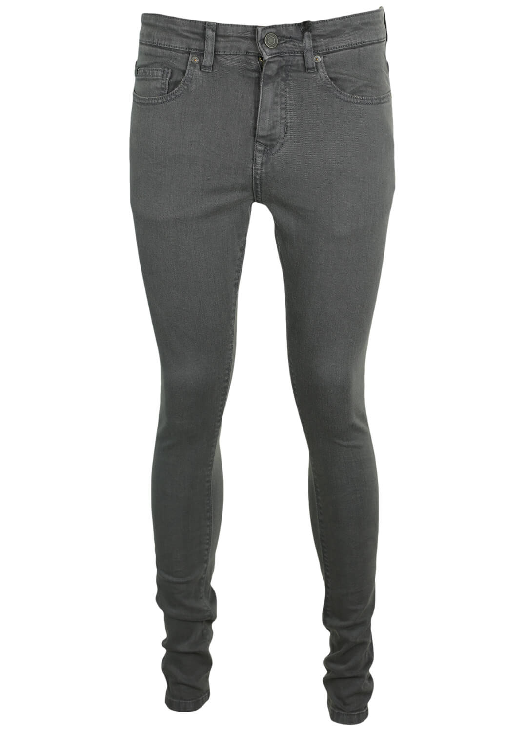 Pantaloni Pull and Bear Petra Dark Grey