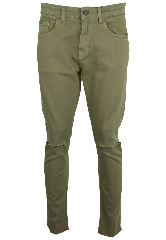 Pantaloni Pull and Bear Hugo Grey