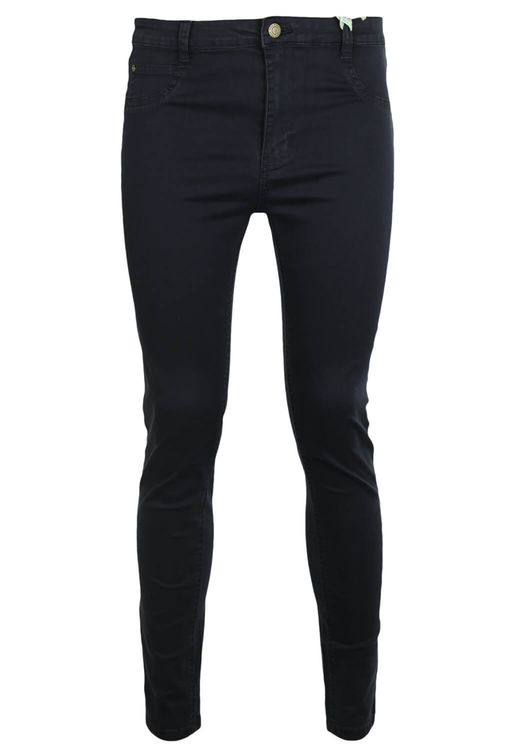Pantaloni Pull and Bear Wendy Dark Blue