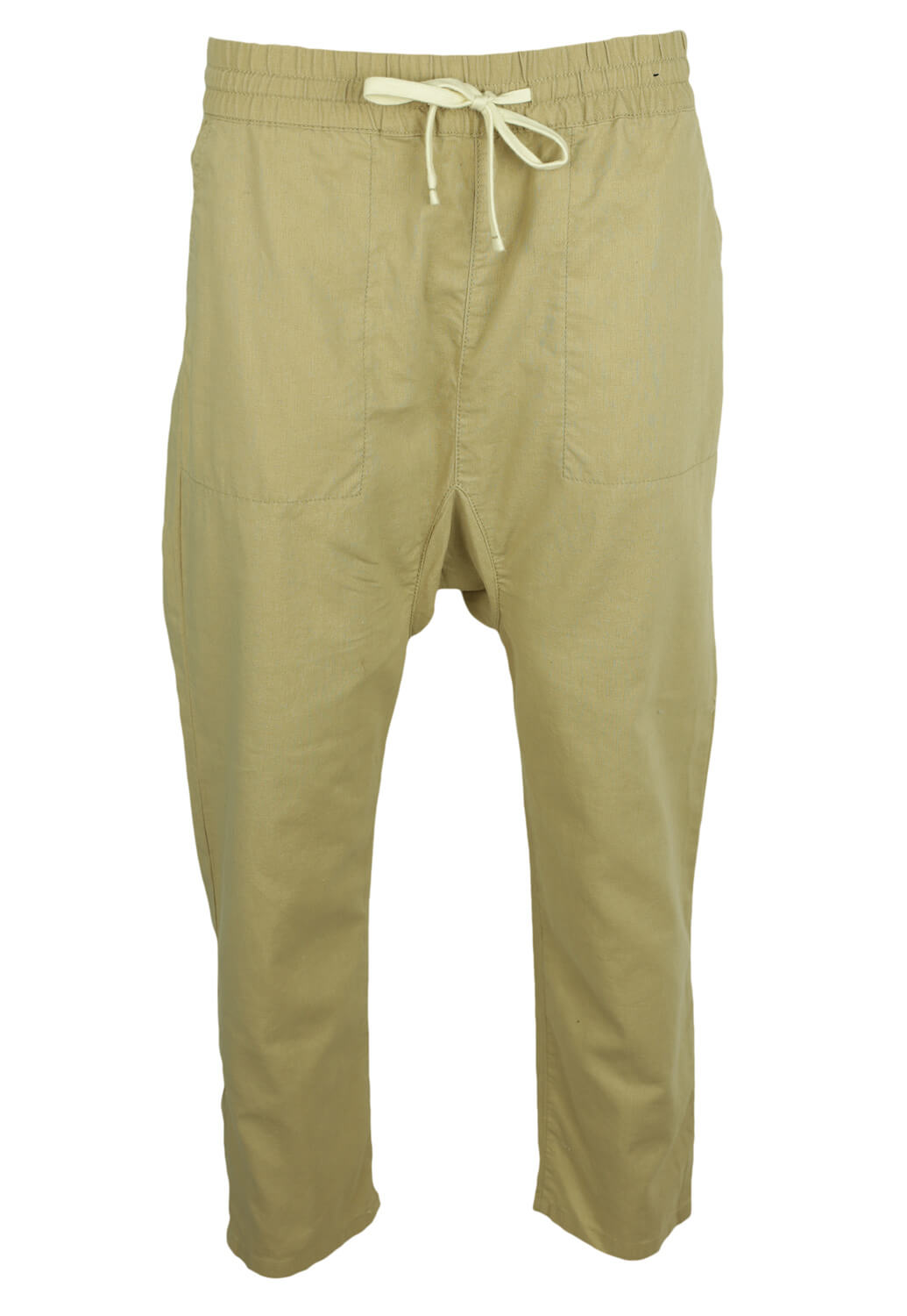 Pantaloni Pull and Bear Will Light Beige