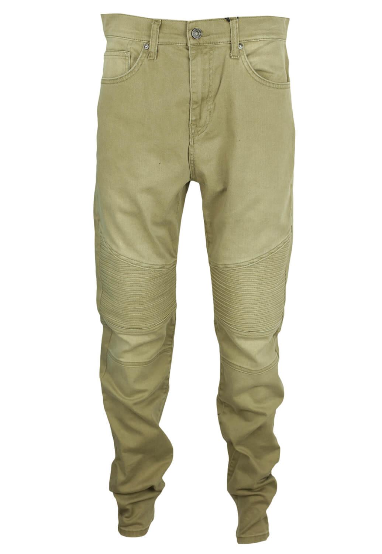 Pantaloni Pull and Bear Josh Beige