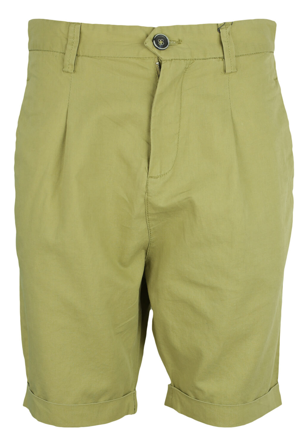 Pantaloni scurti Pull and Bear Pietro Light Beige