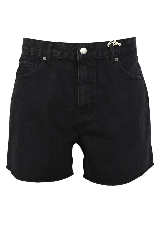 Pantaloni scurti Pull and Bear Anya Black