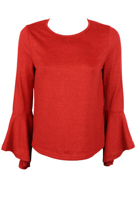 BLUZA ONLY TASHA RED