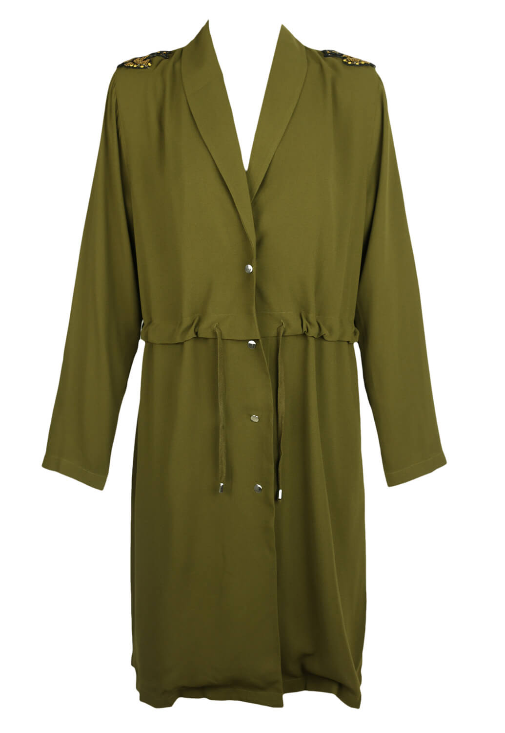Pardesiu Pull and Bear Kora Dark Green