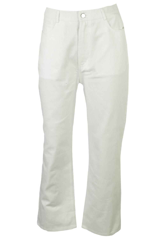Pantaloni Fashion Union Hera White