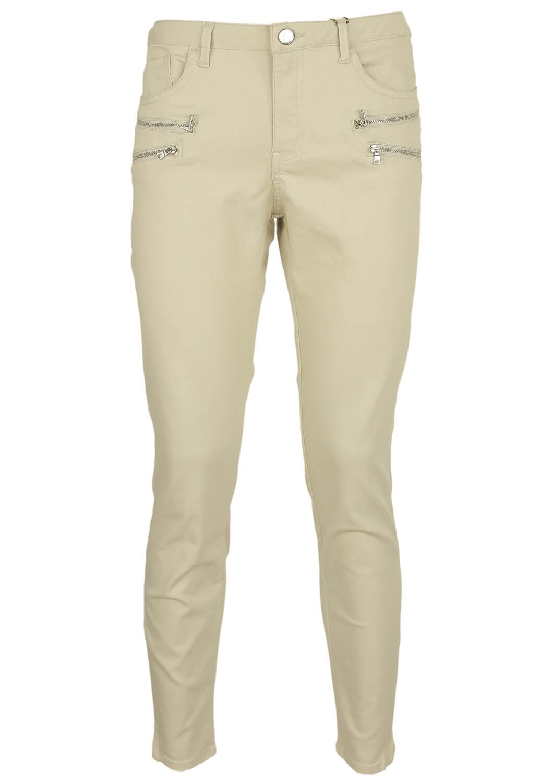 Pantaloni ZARA Kora Beige