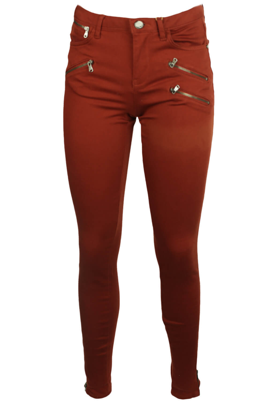 Pantaloni ZARA Whitney Red