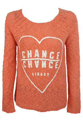 BLUZA SINSAY JANINE ORANGE