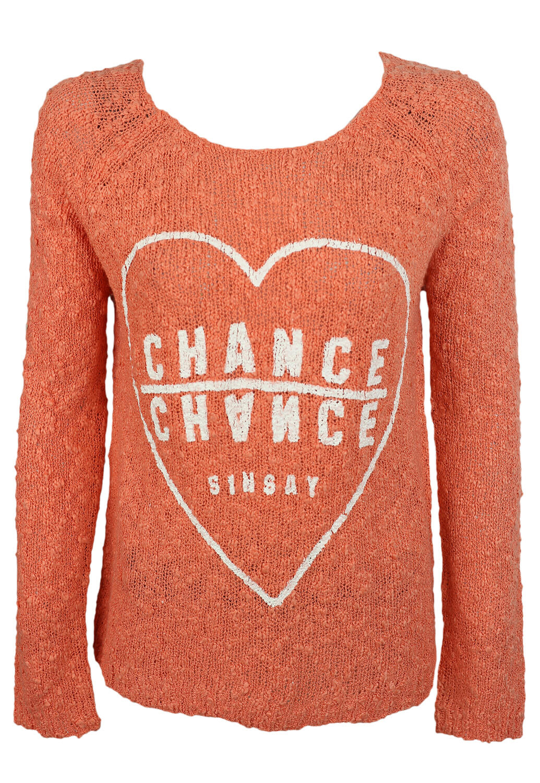Bluza Sinsay Janine Orange