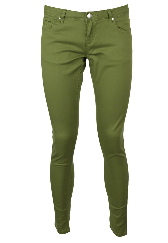 Pantaloni Cropp Ofelia Dark Green