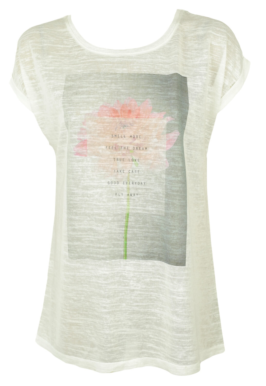 Tricou Reserved Hera White