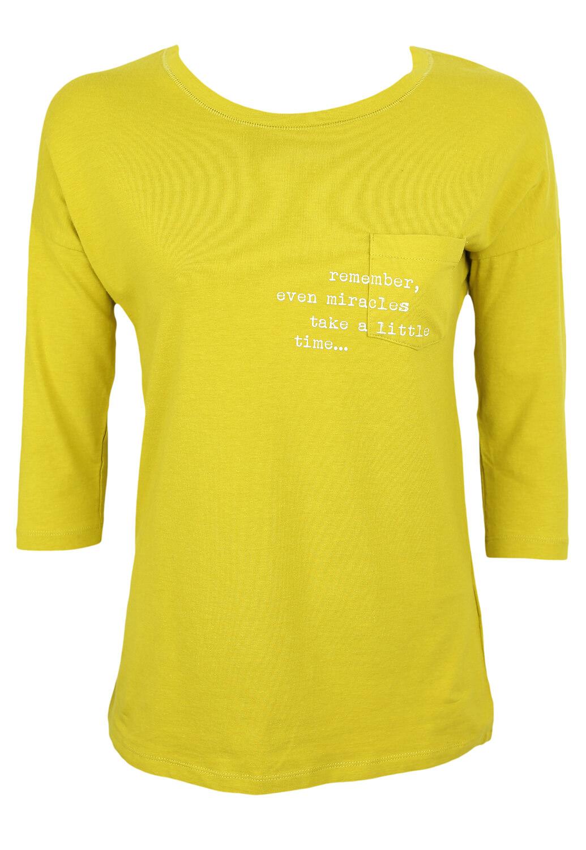 Bluza Reserved Taya Dark Yellow