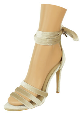 SANDALE TRUE DECADENCE AIMEE LIGHT BEIGE