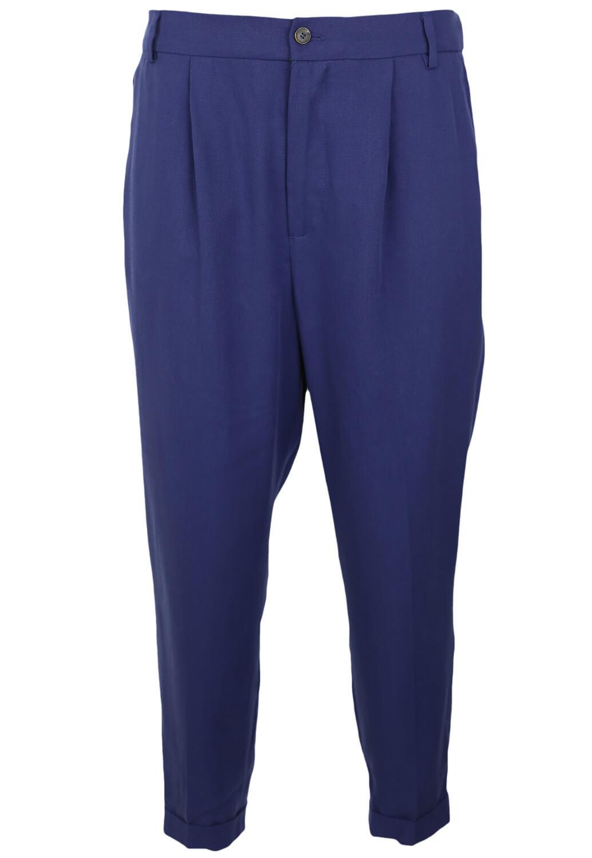 Pantaloni ZARA Mara Dark Blue