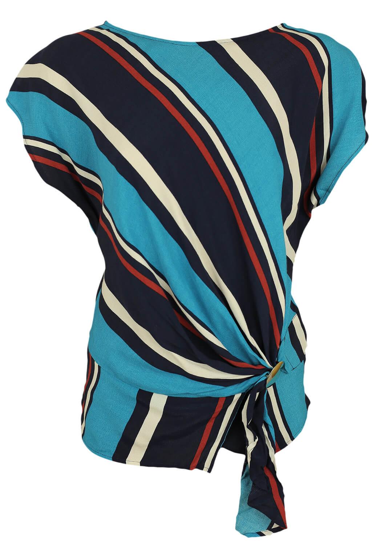 Tricou Orsay Madison Blue