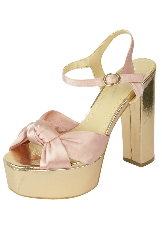 Sandale Glamorous Elegance Pink