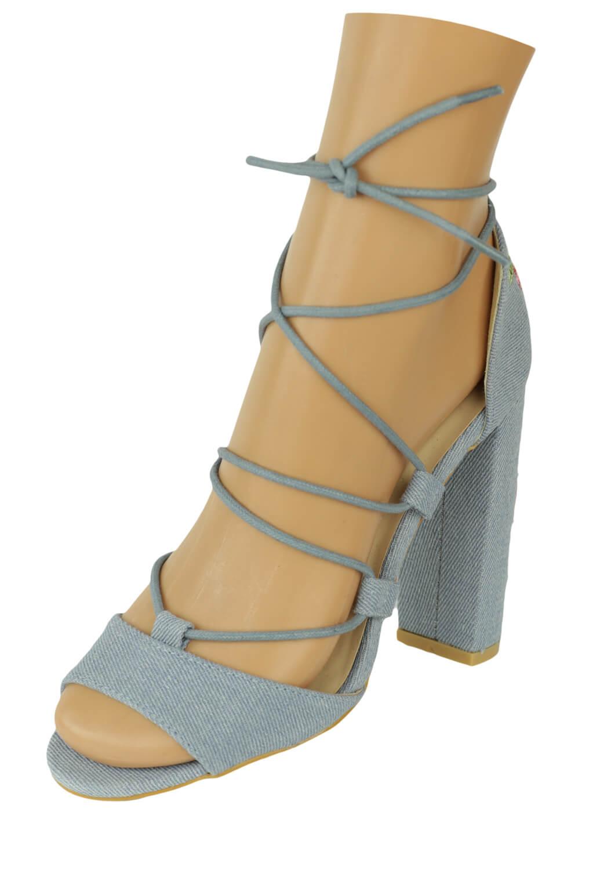 Sandale Glamorous Alice Light Blue