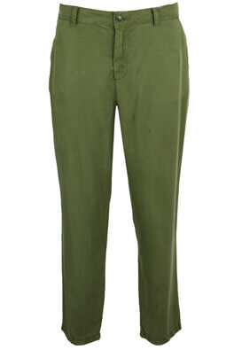 PANTALONI ZARA GLAM DARK GREEN