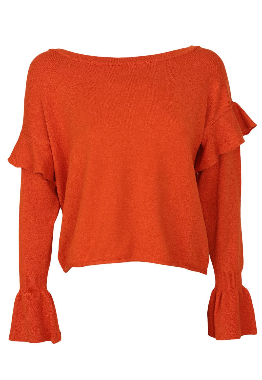 Bluza ZARA Lisa Orange